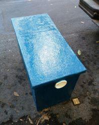 Caixas de gordura em fibra de vidro sob medida em Belo Horizonte BH MG saneamento básico ambiental - Engefiber