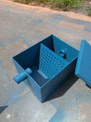 Caixa gradeada de retenção de sólidos para estação de tratamento de água e esgoto por encomenda