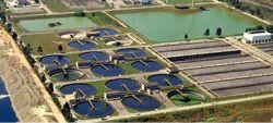ETA Estação de Tratamento de Água, saneamento básico ambiental