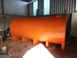 Tanques e reservatórios de água fabricados em fibra de vidro PRFV - Engefiber